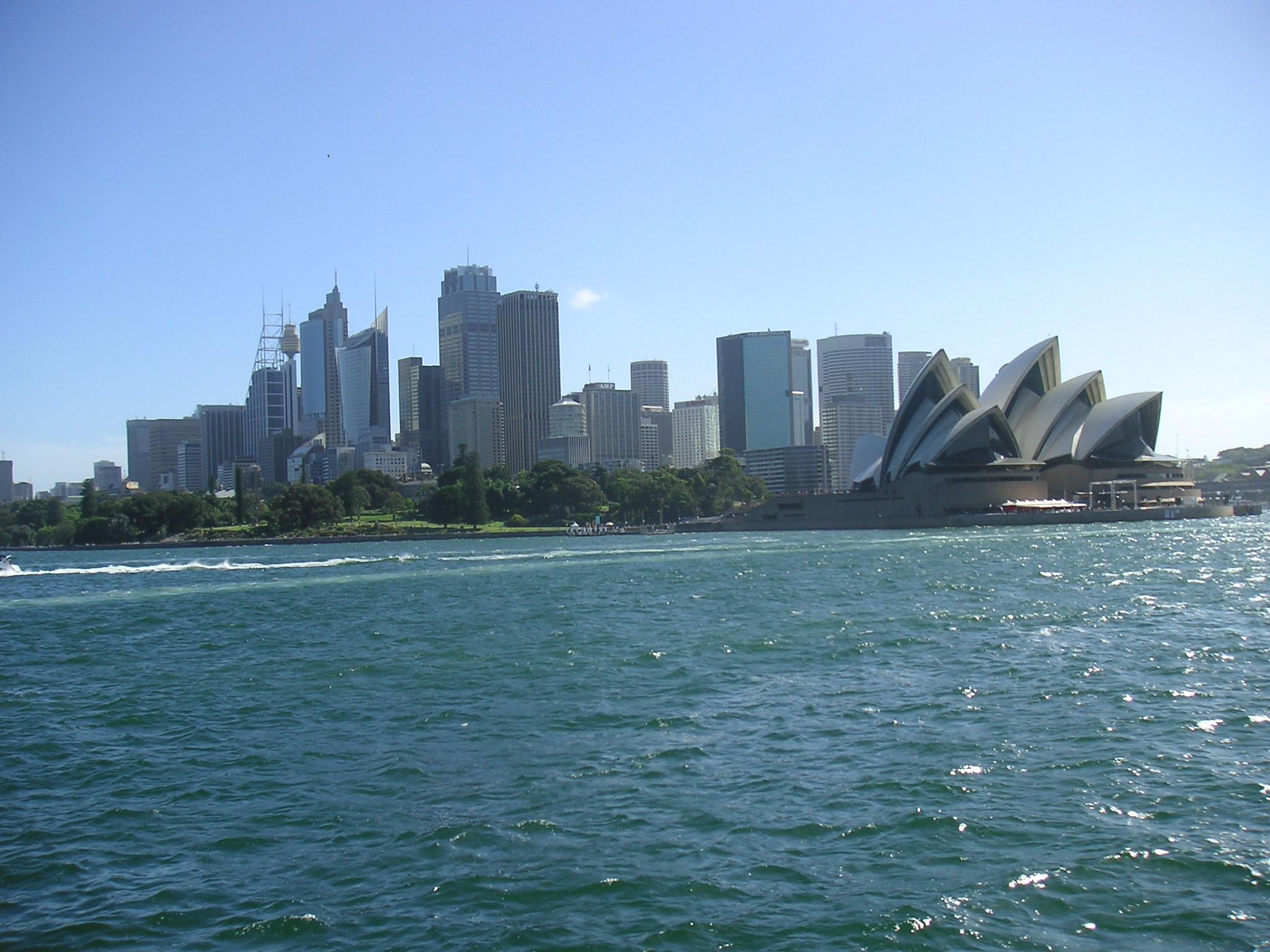 Sydney: anatomia vacantei perfecte/2
