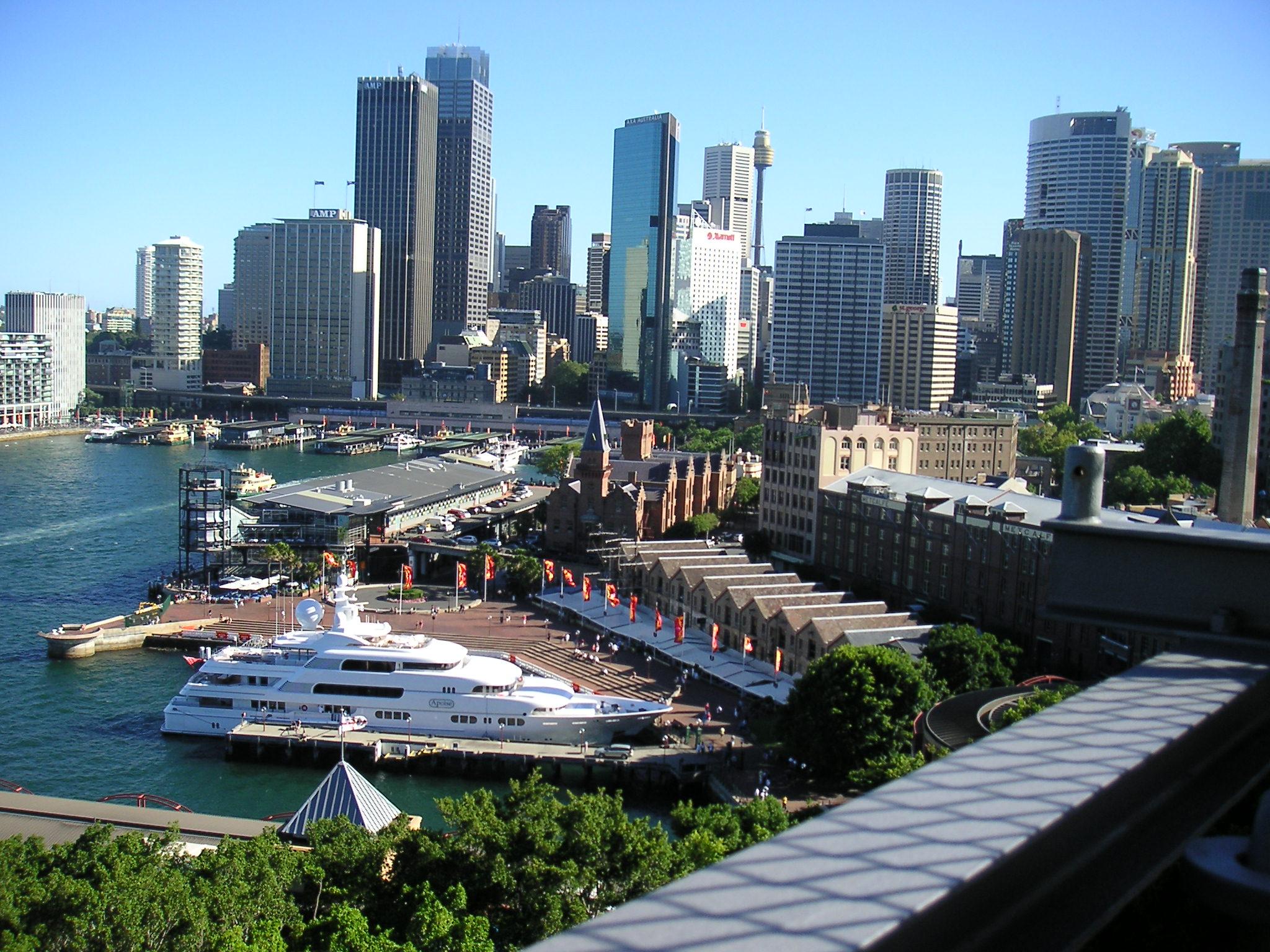 Sydney: anatomia vacantei perfecte/3