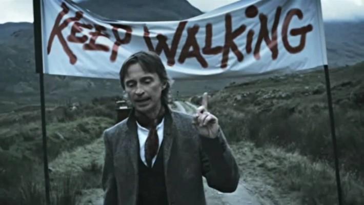 La plimbare cu Johnnie Walker
