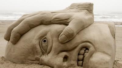 Portrete de nisip