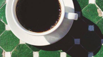 Dansand cu cafeaua
