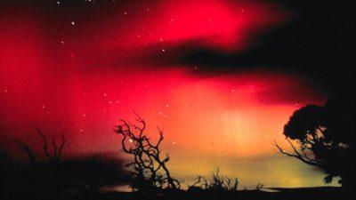 Aurora cea rosie