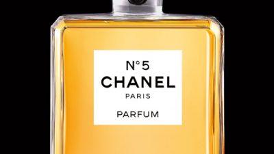 Chanel No 5 si trenul de noapte