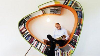 Solutii de relaxare in timp ce citesti