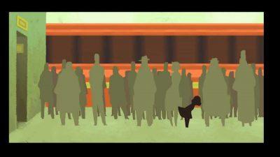 La metrou, prin galerii