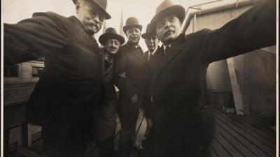 Cel mai vechi selfie