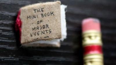 Istoria omenirii in miniatura