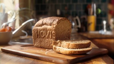 Miros de paine proaspata