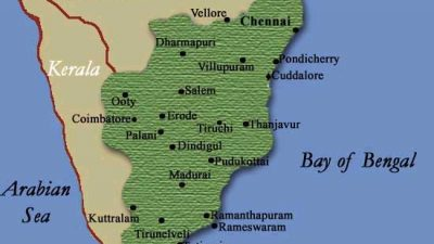 Tamil country