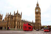 O zi londoneza