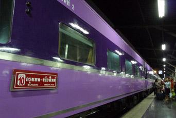 Thailand-train