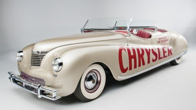 Un Chrysler in noapte