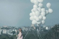 Unde se duc baloanele cand se duc?