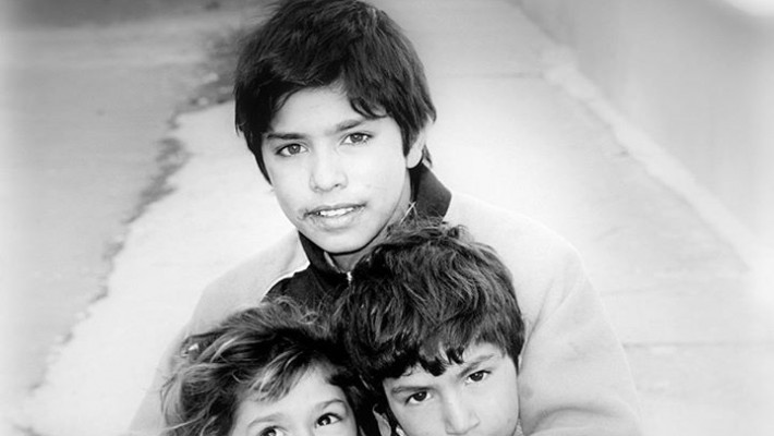 Fotografiile cu copii