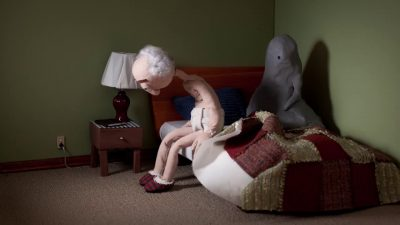 Singuratatea bunicilor